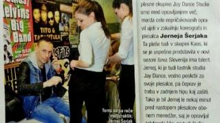 Jaydancestudio v časopisih (Nova, Lady, Lea...)