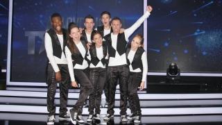 Naša plesna skupina Kaos finalisti oddaje Slovenija ima Talent 2013