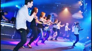 Nastop na božičnem Deejaytime-u 2012