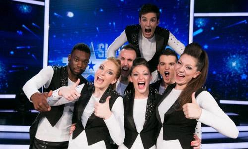 Naša plesna skupina KAOS v FINALU! 10