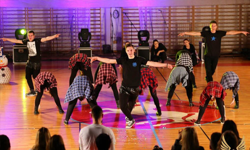 Novi plesni tečaji v mesecu januarju 7
