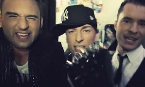 Novi video spot skupine Game Over v katerem nastopajo tudi naši plesalci... 2
