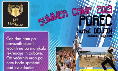 Preživi nepozabne plesne poletne počitnice z ekipo Kaos! 9