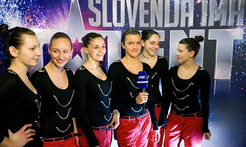 Jay Dance Studio na Slovenija ima talent 5